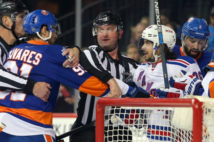 New York Rangers: Forget The Fresh Faces, It All Starts With Shutting Down John Tavares