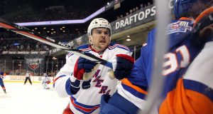 Dylan McIlrath's Time With The New York Rangers May Be Over