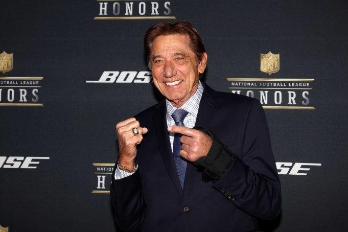 Joe Namath Gets On New York Jets' Geno Smith For Not Playing Through Injury