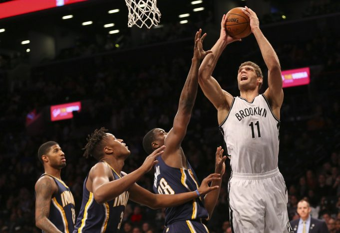Nets Face Off Against Indiana Pacers In Home Opener