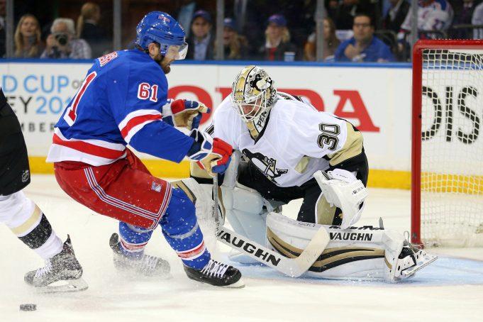 New York Rangers' Rick Nash Given Leadership Role