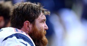 New York Giants Workout Former New England Patriots Center Bryan Stork (Report)
