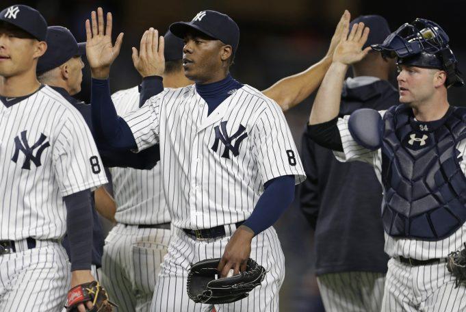Should The New York Yankees Pursue Aroldis Chapman This Offseason? 1