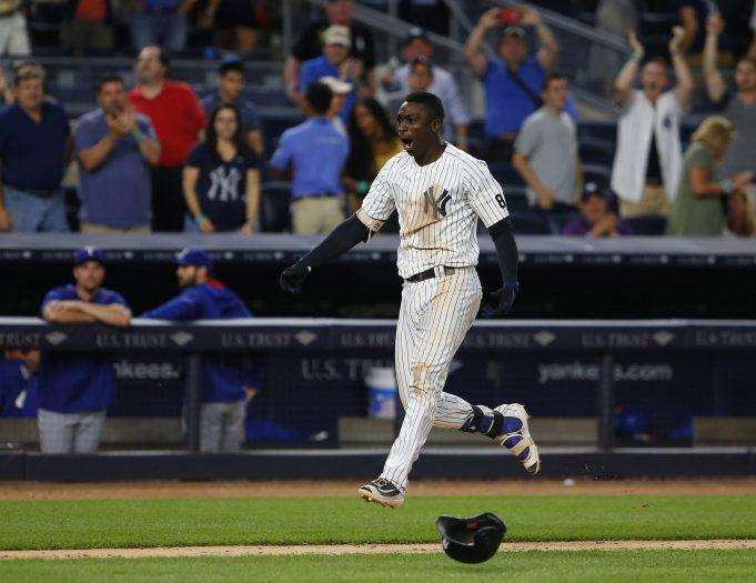 New York Yankees: Didi Gregorius Nominated For Hank Aaron Award