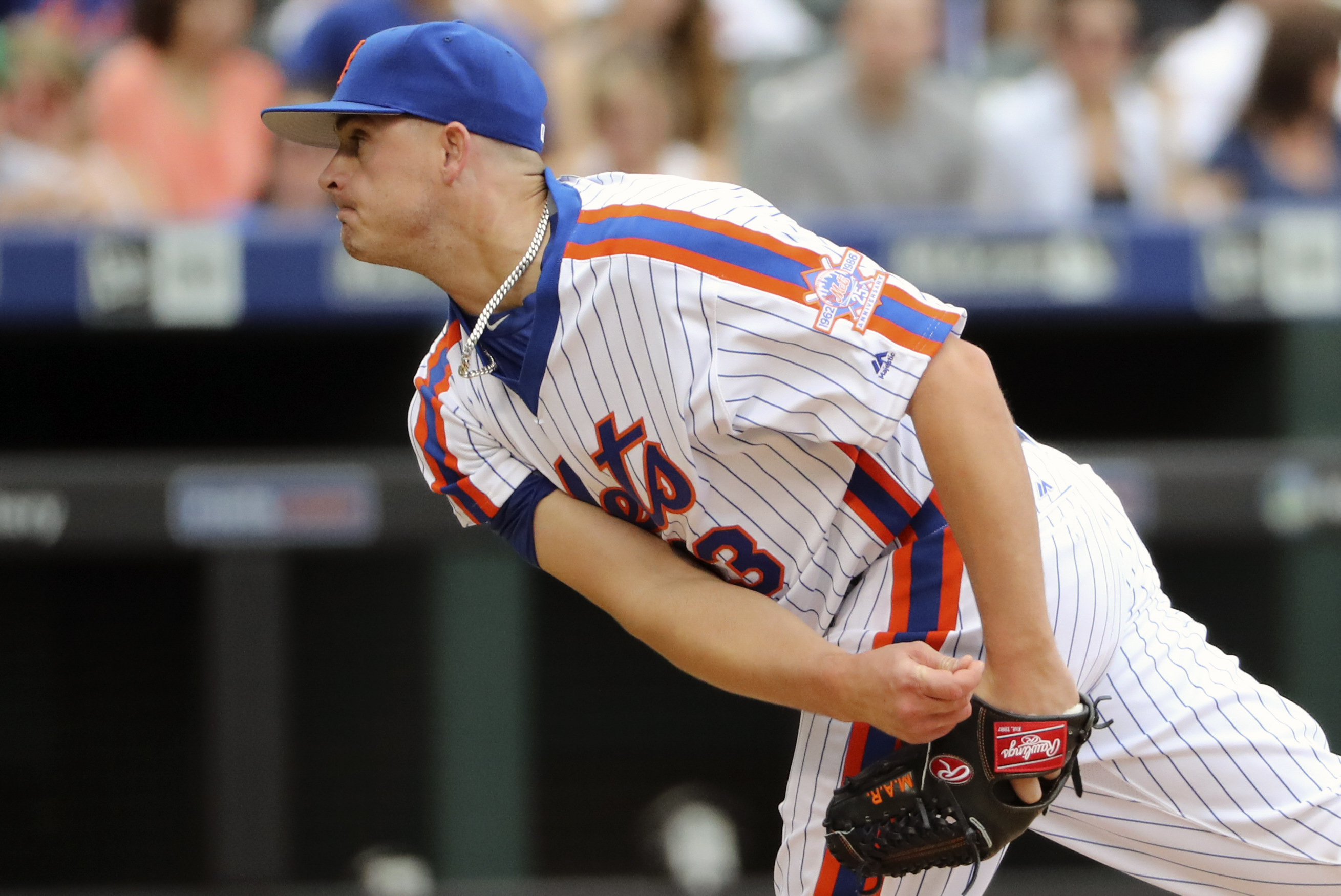 Addison Reed's First Full Year With The New York Mets Was More Than Sensational