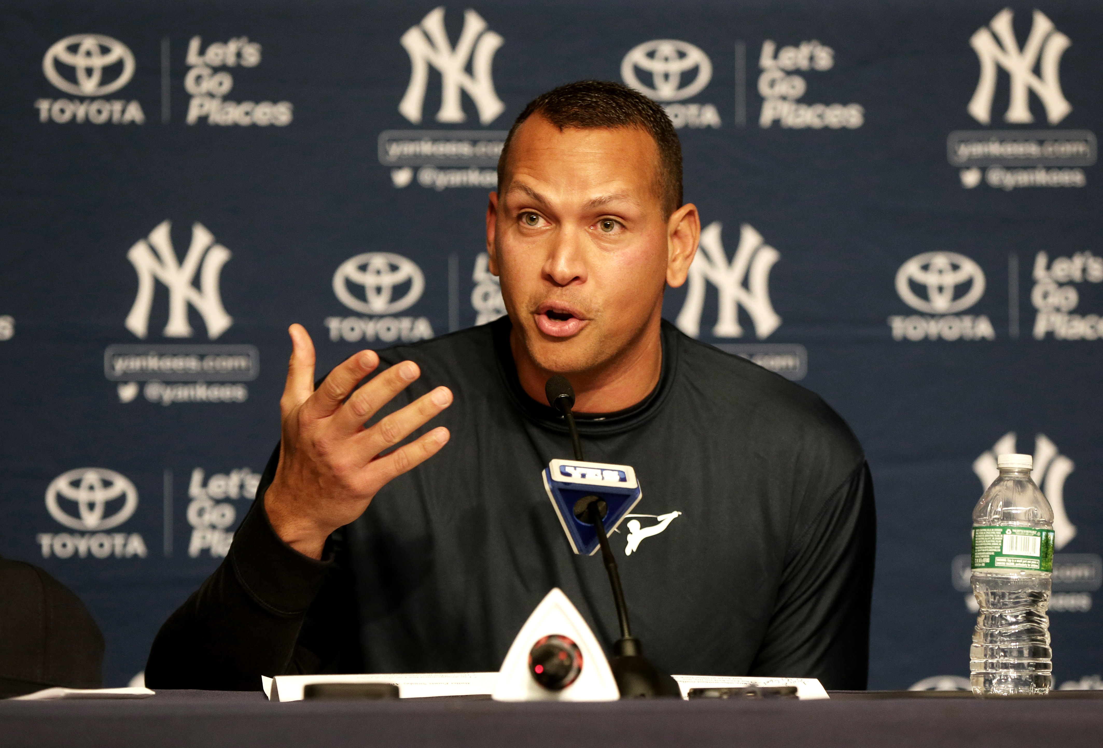 Alex Rodriguez Teases With Possible Return On FOX Sports 1