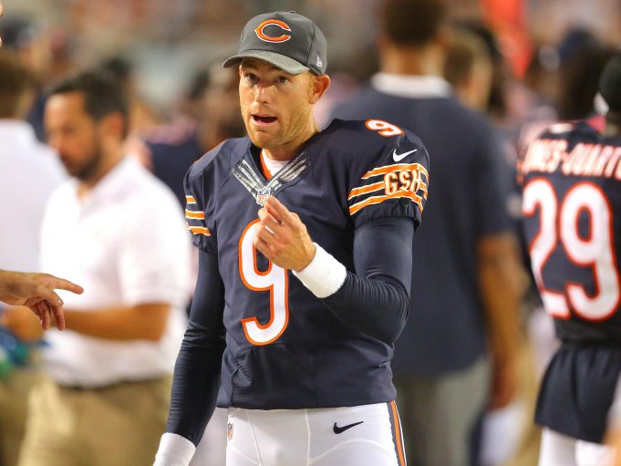 New York Giants Sign Robbie Gould In Wake Of Josh Brown Scandal