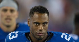 New York Giants Injury Update: Rashad Jennings Out, DRC Will Play