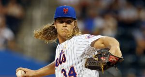 New York Mets, Noah Syndergaard Ready For Giants, MadBum