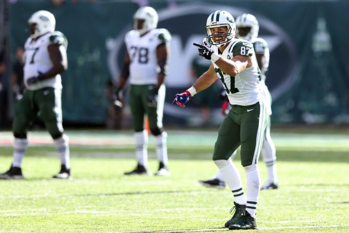 New York Jets: Eric Decker Placed On IR, Will Likely Miss Remainder Of Season