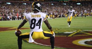 New York Jets: Matchup Against Antonio Brown Is A Severe Mismatch