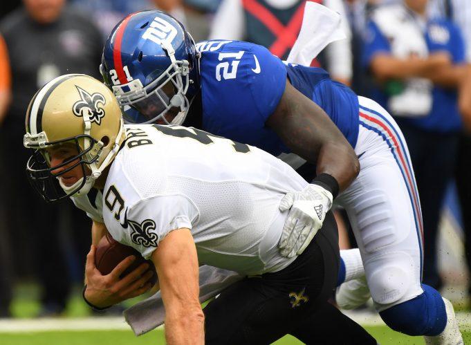 Giants' Landon Collins Has Been A Revelation This Season