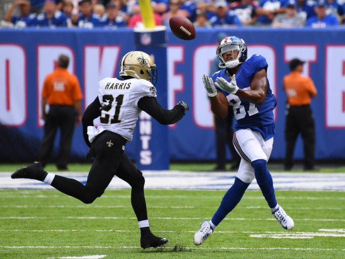 Sterling Shepard Has Quietly Become The New York Giants Most Reliable Receiver 1