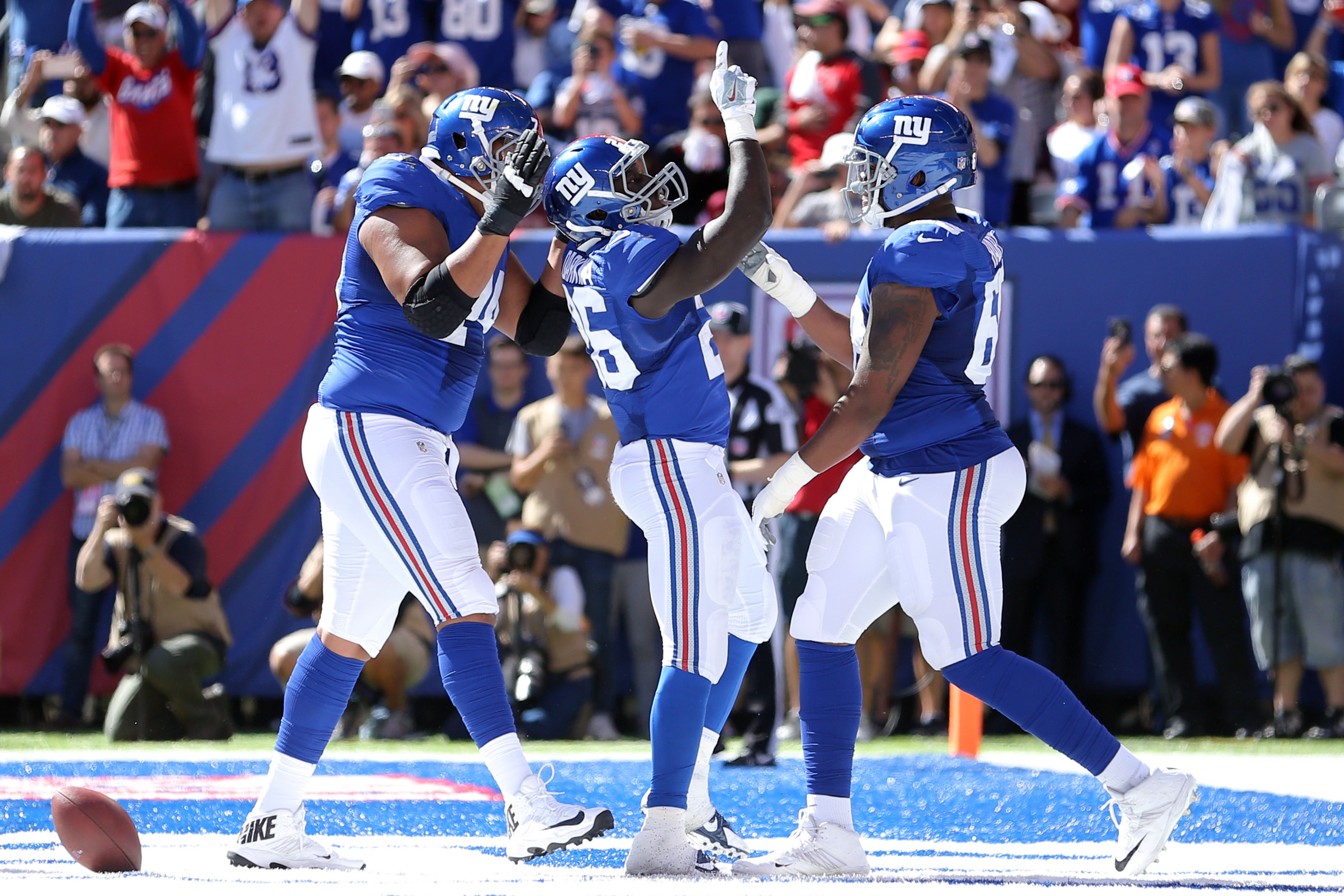 New York Giants In Dire Need Of A Win Against The Ravens 2