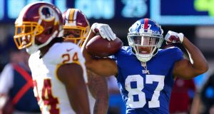 Sterling Shepard Says New York Giants Offense Will Come (Video) 3