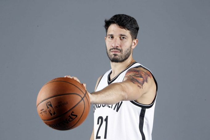 Optimistic Brooklyn Nets Guard Greivis Vasquez: 'Don't Sleep On Me'