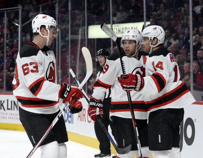 Do The New Jersey Devils Have Something To Look Forward To?