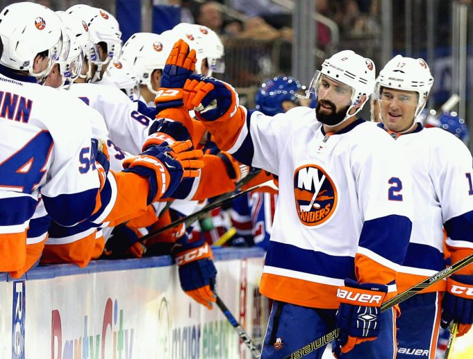 New York Islanders' Practice Lines Give Glimpse Into Line Combos