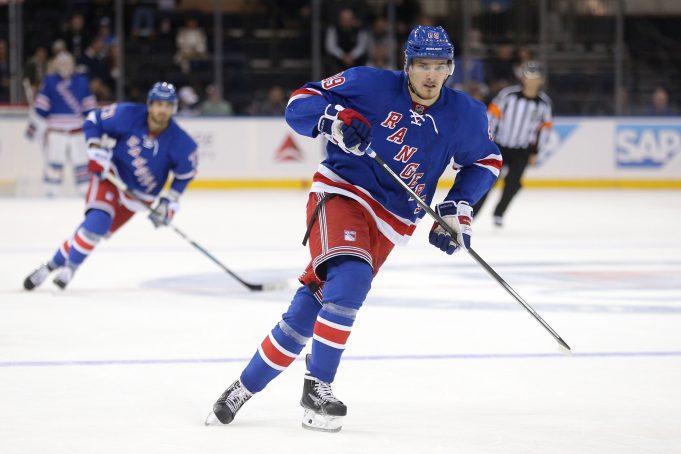New York Rangers Reaction: Some Good, Some Bad