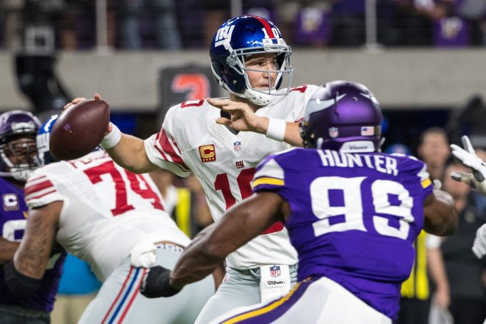 ESNY Film Room: The Reason Eli Manning, New York Giants Don't Attack Downfield 1