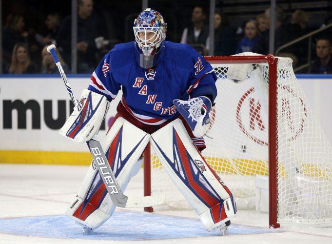 New York Rangers: Pavel Buchnevich, Dan Girardi Out; Antti Raanta, Dylan McIlrath In
