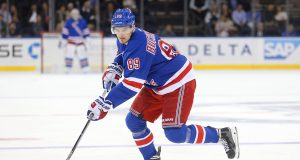 New York Rangers Reaction: One Line Emerges