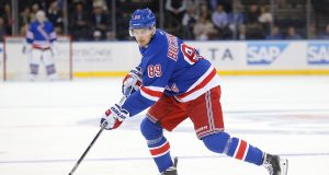 New York Rangers' Opening Night Lineup Is Ultra Soft
