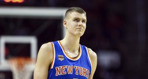 Kristaps Porzingis signs multi-year deal with adidas