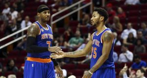New York Knicks are still feeling the preseason out