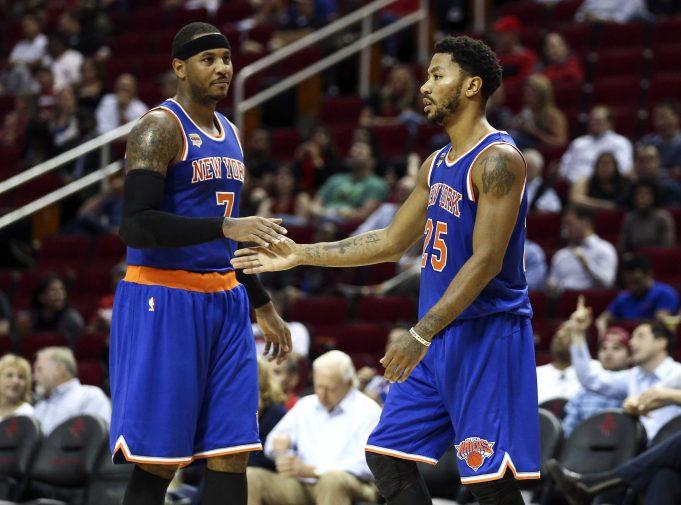 New York Knicks are still feeling the preseason out