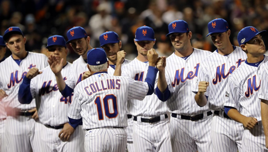 New York Mets 2016 Season Final Report Cards 1