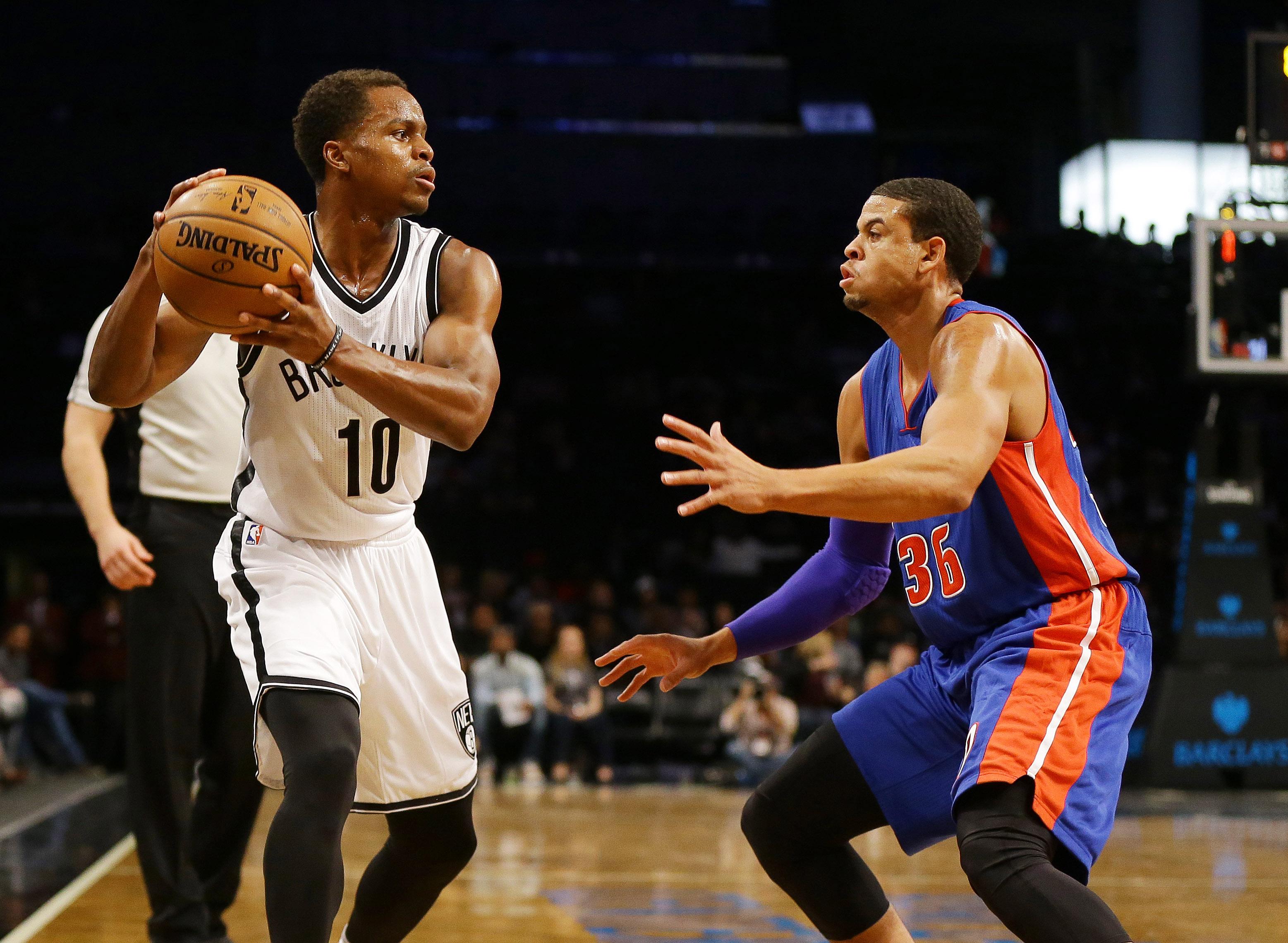 Brooklyn Nets Make Final Roster Move, Waive Yogi Ferrell
