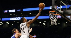 Brooklyn Nets Exercise Options On Rondae Hollis-Jefferson, Chris McCullough