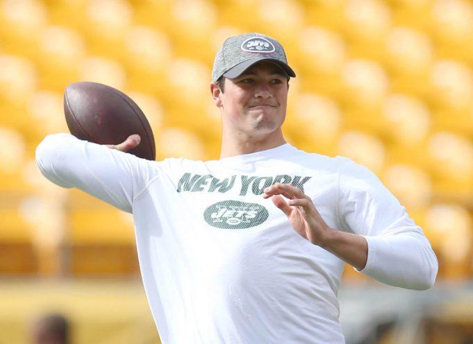 Is Christian Hackenberg The New York Jets Backup QB?