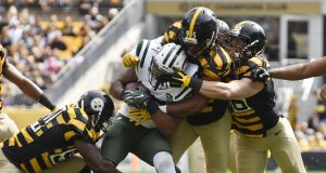 New York Jets 13, Pittsburgh Steelers 31: Fitzpatrick, Bowles, Defense All Disappoint (Highlights)