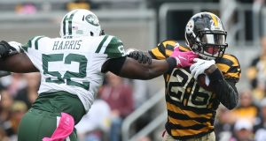 New York Jets' David Harris In Danger Of Missing First Game Since 2008 1