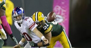 New York Giants Free Fall Continues With Loss At Green Bay (Highlights)