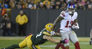 New York Giants Offense Comes Up Short Against The Green Bay Packers 2