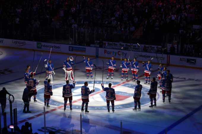 New York Rangers Reaction: YES! YES! YES!