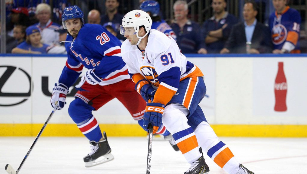 New York Rangers' Chris Kreider Opened The Season Like A Man Possessed