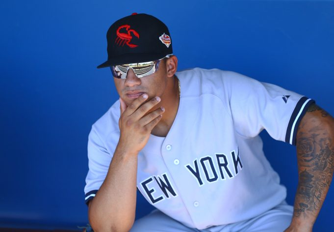 New York Yankees: Gleyber Torres Continues To Dominate The AFL