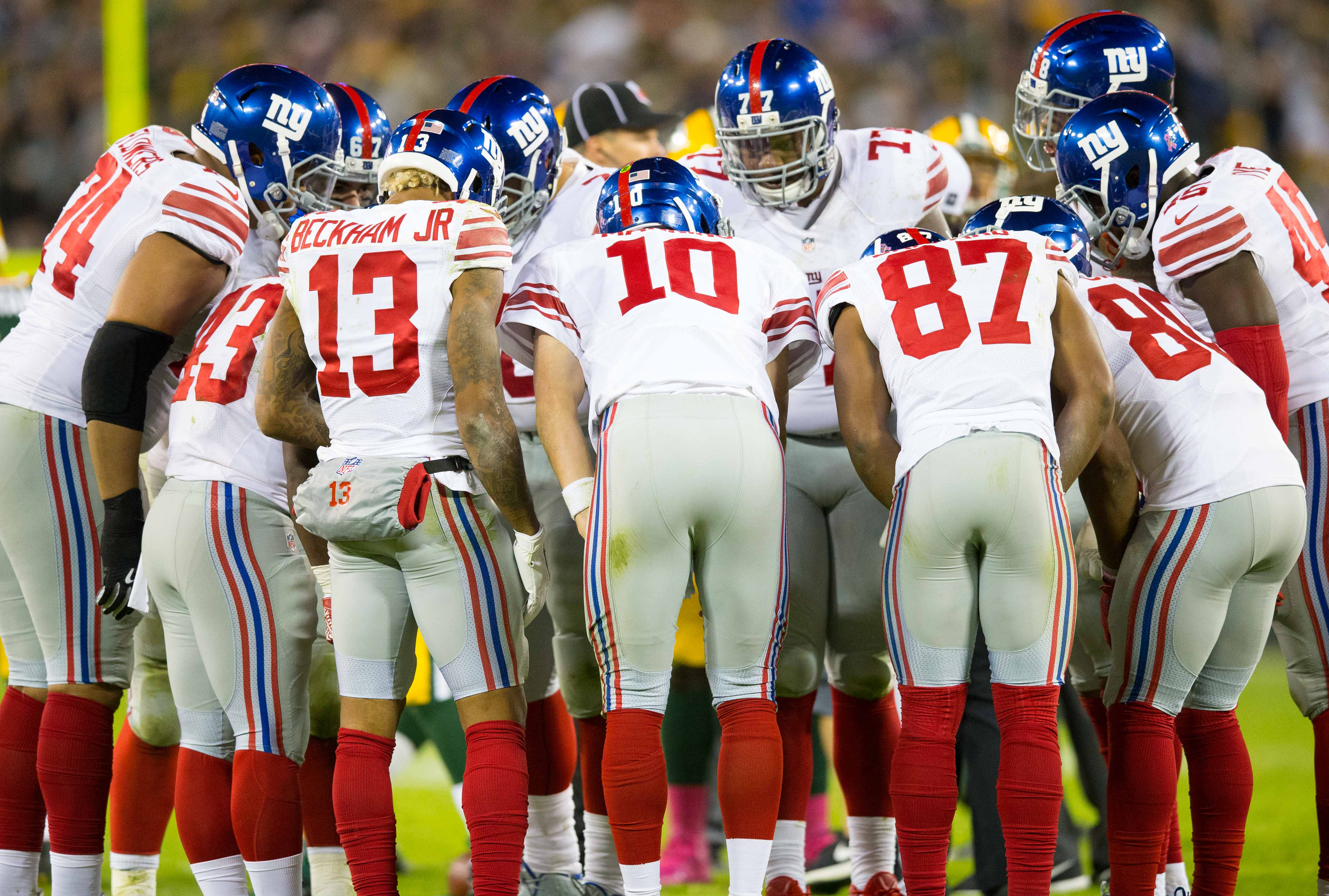 The Case For A New York Giants Win & Loss, Plus Prediction