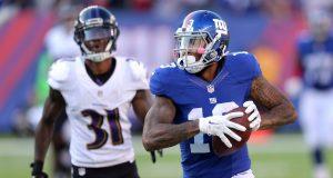 New York Giants Game Grades: Eli Manning, Odell Beckham Jr. Flash Greatness 11