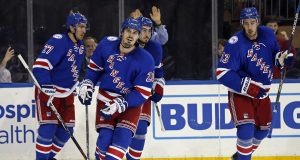 New York Rangers: This Forward Is Already Proving His Worth