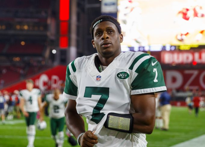 New York Jets' Todd Bowles On Geno Smith: 'They're Backups For A Reason'