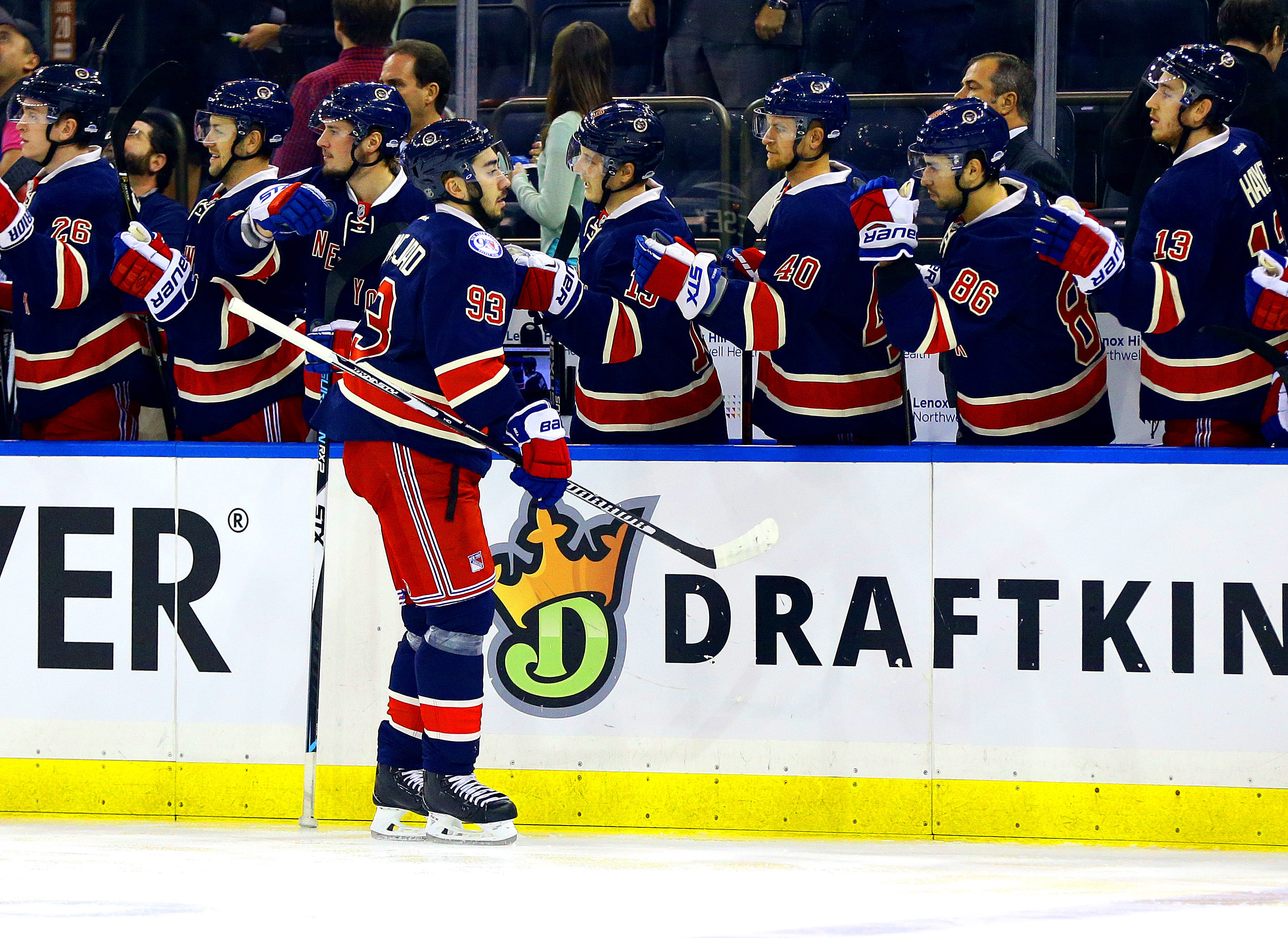 New York Rangers: A Tale Of Two Seasons
