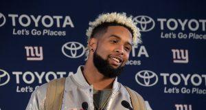 New York Giants' Odell Beckham Jr., Victor Cruz Rule Five States In Jersey Sales