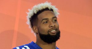 New York Giants vs. Los Angeles Rams: Eli, OBJ & Co. Do London 1