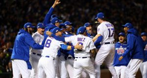 Worth The Wait: Chicago Cubs Headed Back To World Series, Defeat Dodgers In Game 6 (Highlights)