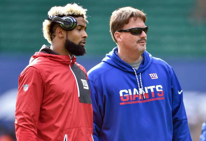 Pressure Is On Ben McAdoo To Fix The New York Giants Offense 1
